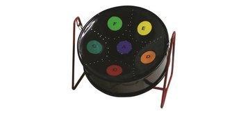 Steel Drum Pan